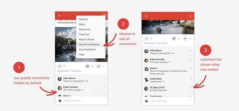 Google Plus si rilancia
